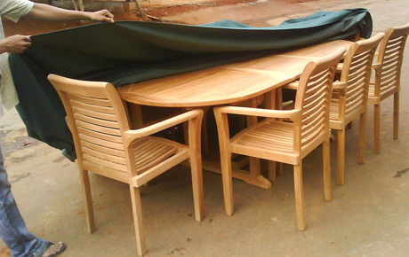 Covering Garden Furniture Winter